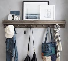 Shelf Ledge With Hooks | Pottery Barn AU | Apartment | Pinterest ... Photo Ledges Roundup Family Wall Pottery And Barn Remodelaholic Turn An Ikea Shelf Into A Ledge Decorations Will Fit Any Decor In Your Home With Picture Distressed Wood Floating Shelf Architecture Best 25 Barn Shelves Ideas On Pinterest Kids Bedroom Amazing Wall Shelves Faamy Build Faux Mantel For Your House To Decorate Each Season Holman Wine Glass Display Storage 2 Michelecinfo Part 51 Decorating Plant Ledge Knockoff Rustic And