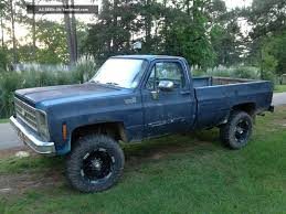 1980 K20 Chevrolet 3 / 4ton Mud Truck Hunting Truck Farm Truck Work ...