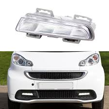 a pair car daytime running l white drl for mercedes smart