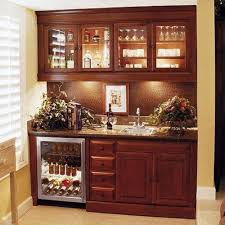 Wet Bar Cabinets Home Depot by Interior Wet Bar Cabinet With Sink Home Depot Kohler Faucet Wall