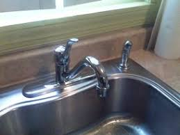 Sears Single Handle Kitchen Faucets by Old Moen Cau Kitchen Faucet Old Outside Faucet Parts Chrome