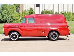 1960 Ford Panel Van For Sale | ClassicCars.com | CC-1015538 Ford F100 Stock Photos Images Alamy 1960 Hot Rod Network Fseries Third Generation Wikipedia Tricked Out 1956 Panel Truck Yay Or Nay Fordtruckscom Subtle And Clean For Sale Classiccarscom Cc1116627 Custom Cab Sale 76016 Mcg Van Cc1015538 From The Archives 1952 Anglia Panel Van Hemmings Daily The Classic Pickup Buyers Guide Drive
