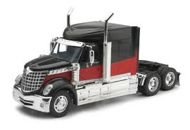 Amazon.com: New-Ray Diecast International Lonestar Truck Cab In ...