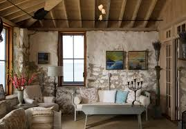 Homey Rustic Living Room