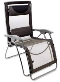 Timber Ridge Folding Lounge Chair by The Most Comfortable Camping Chairs