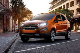 Ford® EcoSport Offers & Incentives Wausau WI