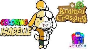 Animal Crossings Isabelle