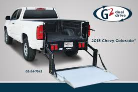 Tommy Gate - New G2-Series Applications: 2015 Colorado/Canyon Bed Exteneder Or Divider Pros And Cons Tacoma World Truck Bed Extender Xtreme Gate Dirt Bike Magazine Hammer Tested Shark Kage Multi Use Ramp Hammers Heres Exactly How The 2019 Gmc Sierras Sixway Tailgate Works Norstar Sf Flat Loading Zone Medium Wide W64 H17 Cargo Bed Divider For Ranger Toyota Alinum Beds Alumbody Loading Zone Cargo Gate Genco Royal Utility Manufacturing Techliner Liner Protector For Trucks Weathertech