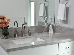 Photos HGTV, Grey Bathroom Countertops - Amydavis Cheap Tile For Bathroom Countertop Ideas And Tips Awesome For Granite Vanity Tops In Modern Bathrooms Dectable Backsplash Custom Inches Only Inch Stunning Diy And Gallery East Coast Marble Costco Depot Countertops Lowes Home Menards Options Hgtv Top Mirror Sink Cabinets With Choices Design Great Lakes Light Fromy Love Design
