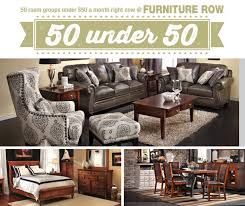 Sofa Mart Denver Colorado by 50 Under 50 Sale At Furniture Row Front Door