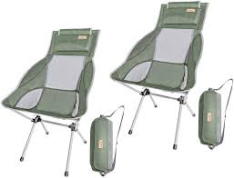 Amazon.com : Nice C Ultralight High Back Folding Camping Chair, With ... Eureka Highback Recliner Camp Chair Djsboardshop Folding Camping Chairs Heavy Duty Luxury Padded High Back Director Kampa Xl Red For Sale Online Ebay Lweight Portable Low Eclipse Outdoor Llbean Mec Summit Relaxer With Green Carry Bag On Onbuy Top 10 Collection New Popular 2017 Headrest Sandy Beach From Camperite Leisure China El Indio