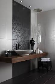 27 black damask bathroom tiles ideas and pictures