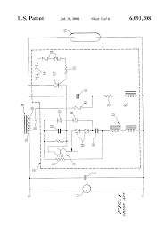 Sodium Vapor Lamp Image by Patent Us6091208 Lamp Ignitor For Starting Conventional Hid