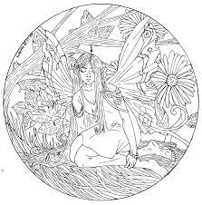 Coloriage A Imprimer Mandala Animaux Dessins Gratuits Colorier