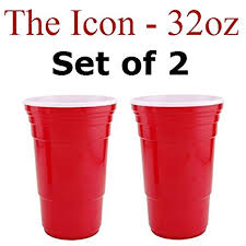 Red Cup Living 32 Oz Reusable