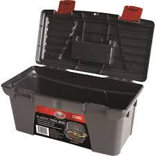 SCA Tool Box, Plastic - 30cm | Supercheap Auto