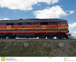 100 Railroad Truck Train On City Transportation Scene Stock Image