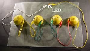 lemon battery