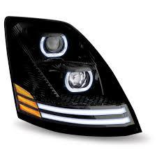 100 Led Lights For Trucks Headlights VNL LED Headlight Volvo LED Semi Truck