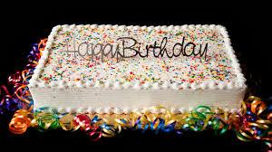 Happy Birthday Cake HD Wallpaper StylishHDWallpapers