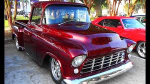 1955 Chevy Street Truck Cruisin The Coast 2014 - YouTube Tci Eeering 51959 Chevy Truck Suspension 4link Leaf 55 Phils Classic Chevys 1955 Truck Metalworks Classics Auto Restoration Speed Shop Hemmings Find Of The Day Chevrolet 3100 Panel Daily 1956 Panel For Sale Trucks Bangshiftcom 34 Ton Has A 283 Napco Four Wheel Drive 3200 Pickup For Youtube Scotts Hotrods Gmc Chassis Sctshotrods Big Red 6400 Farm 12 Box Hoist Tip Tops 2 Spd Rear Lingenfelters 21st Century Stepside Photo