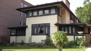100 Frank Lloyd Wright Jr In Chicagos Austin Area The JJ Walsner House