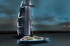100 Burj Al Arab Plans Colossal Sundeck Sets Sail For Hotel
