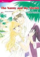 THE NANNY AND SHEIKH Mills Boon Comics