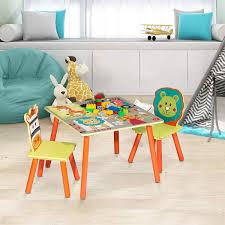 kinder sitzgruppe tisch stuhlsets kindertisch mit 2