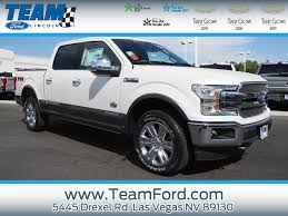 New Ford & Used Car Dealership In Las Vegas | Team Ford Lincoln ...