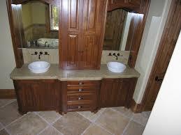 46 Inch Double Sink Bathroom Vanity by Custom Vanities For Small Bathrooms Bathroom Decoration