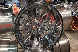 Wheels Can Add A Whole New Look To Vehicle With Two Styles WELD Looks Make Its Mark On The Diesel Truck Market