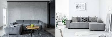 tipps für ein wohnzimmer mit der tollen farbe grau