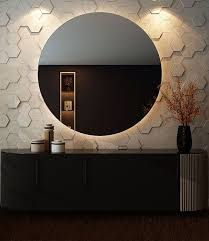 runder spiegel runde spiegel bad spiegel beleuchtung