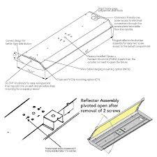 Ceiling Mount Occupancy Sensor Wiring Diagram by Howard Lighting Hfa3e654apsmv000000i Hfa3 Series 6 Lamp T5ho