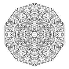 Free Download Man Photo Image Mandala Coloring Pages Online