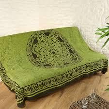 jeté de canapé jaune jeté de canapé vert et noir dessus de chaise jeté de canapé