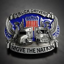 100 Truck Belt Belt Buckles Is A Kind Of Belt Buckles Worn By Somebody In The