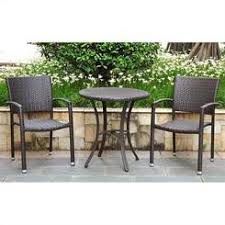 Patio Set Under 100 by International Caravan Small Space Sets On Sale Sears
