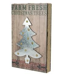 Farm Fresh Christmas Trees Wall Art