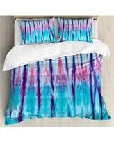 exclusive deals on tie dye bedding