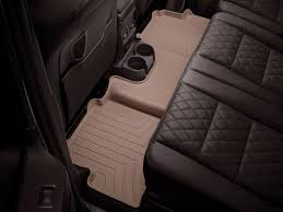 Weathertech Custom Fit Car Mats | Lebeau Vitres D'autos