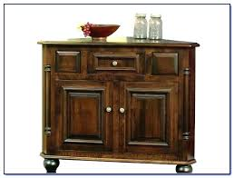 Dining Room Buffet Cabinet Corner Buffets Hutches Pertaining