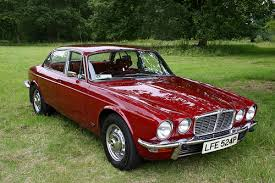 1975 Jaguar XJ6 3 4 Series II