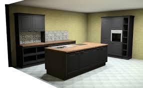 nobilia küche nr 890 sylt lack schwarz matt