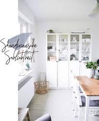 der reduzierte skandinavische wohnstil wohnklamotte