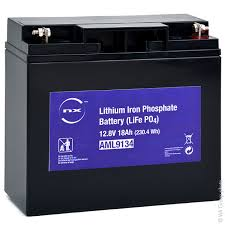 batterie fauteuil roulant pour meyra power aml9134 all