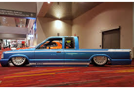 Top 25 Lowered Trucks Of SEMA 2016 Photo & Image Gallery