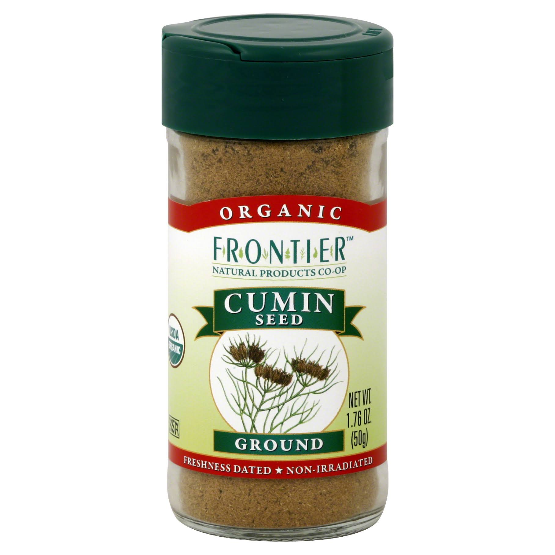 Frontier Cumin Seed Spice - Ground, 56g