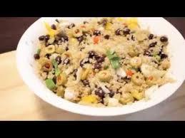 comment cuisiner le quinoa à votre santé comment préparer la salade de quinoa